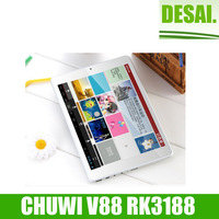 2GB RAM Quad core tablet CHUWI V88  mini pad android 4.1  7.9 inch  IPS RK3188 Quad core 16GB ROM  dual camera