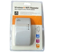 300Mbps Wireless N 802.11 Wifi Range Router Repeater Extender Booster Long-distance wireless signal amplifier Wifi Repeater