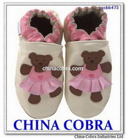 free shipping soft sole leather baby shoes new design size 0-6 years old infant toddler shoes baby pre walker shoes