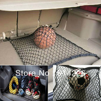 Interior accessories ratchet strap D Luggage Trunk Cargo Net Panel Floor Elastic Mesh Fit Hyundai Veracruz 2007-2012