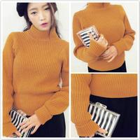228 sty nda new arrival autumn and winter fashion f w turtleneck sweater