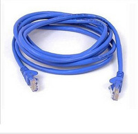 15 meters finished product ethernet cable adsl ethernet cable 8 core line