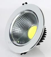 free shipping  18w  LED COB Ceiling Light  LED Down Light spotlight