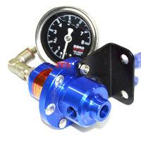 SPAC-SARD Fuel Regulator with Gauge / FPR Many color Choice
