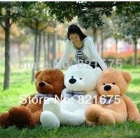 FREE SHIPPING 2013 new christmas gift toys for girls bear plush toys for children /kids stuffed animals teddy bear size 60cm