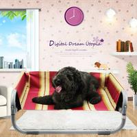 2013 new Pet nest dog kennel8 big Small mount stripe dog bed dog sofa general
