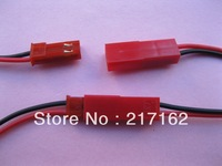 150  Sets JST 2 Pin Male & Female Connector Plug with 26AWG Wire 150mm