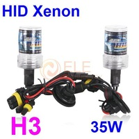 hid headlight Xenon H3 Conversion Kit Car Bulb Light Replacement 12V 35W 3000k,4300k 8000k,10000k,12000k H1,H4-1,H9,H11,9004-1