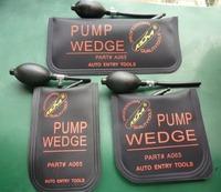 Black S /M/L Air Window pump wedge Inflatable Unlock Vehicle Door Tool