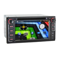 Toyota Special Car DVD Player Car DVD+Digital TV ISDB-T+IPOD+AUX+Radio+GPS Navigation+180P Playing