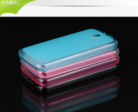High Quality Pudding TPU Protective Case For Lenovo a820 Free Shipping