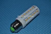 10pcs / lot 12W E27 B22 E14 42 LED 5730 SMD LED BULB Lamp Warm White cool white Free Shipping
