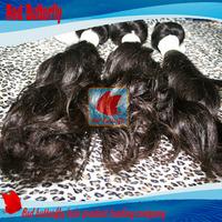 """6A indian virgin hair extension 4pcs/lot,human hair Natural Wave 12""""-28"""" No tangle, No shedding Free shipping by DHL"""