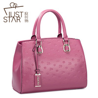 2013 New style women's handbags sweet casual embossed messenger bag Luxury fashion shoulder bags