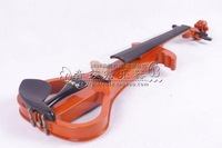 Electro-acoustic violin electronic violin mute electric violin