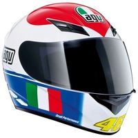 International brand Top motorcycle helmet rossi agv k3 lens original love