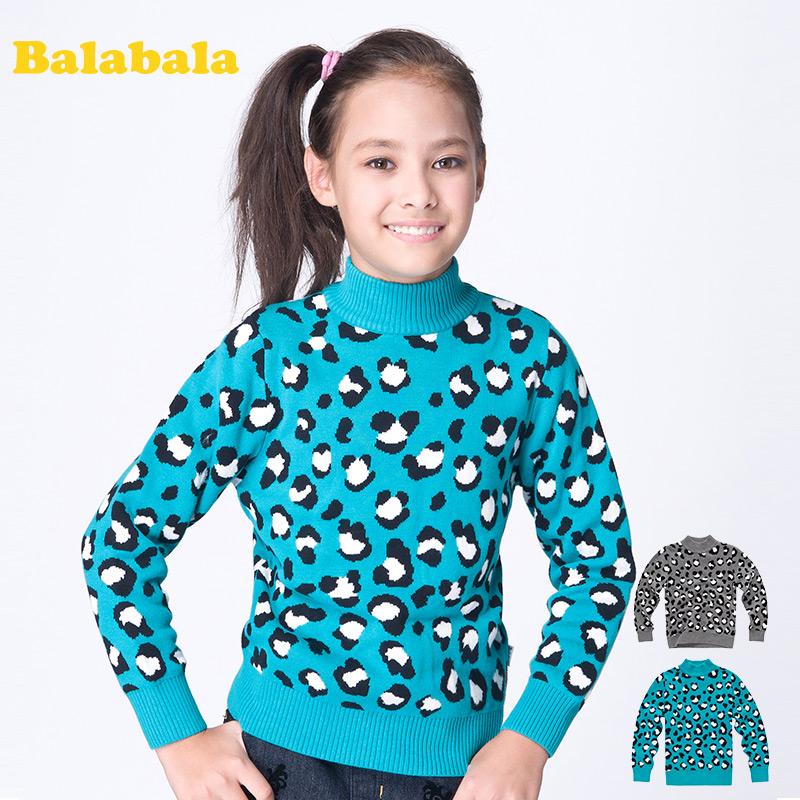 Свитер для девочек Balabala o 100%