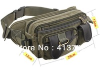 Wholesale Unisex canvas multi-purpose Wallet outdoor sports  bags Usefull Purse Messenger Bags Handbags