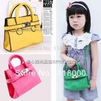 Free shipping wholesale 2014 new designers mini cute bag children handbag kids tote girls purse women mini bag shoulder bag