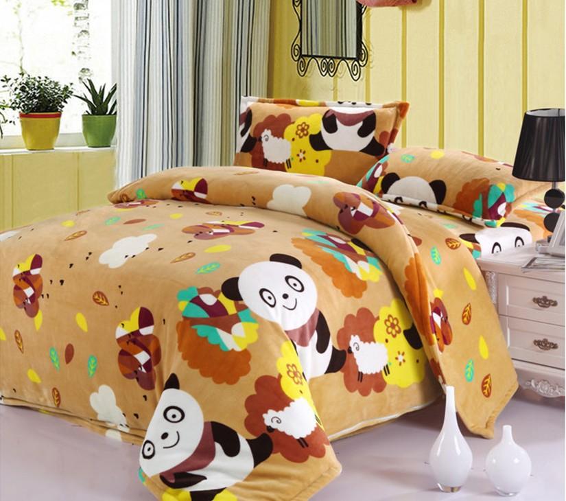 panda bed sheets 3