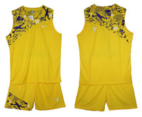 Basketball clothes doodle basketball clothing set male basketball vest training suit jersey