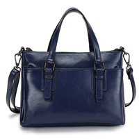 free shipping cowleather handbag genuine leather women's handbag big bag 2013 women's fashion shoulder handbag