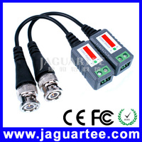 Jaguarteee Single Channel Passive UTP CCTV Video Balun Prices