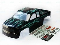 Hsp monster truck car shell 86298