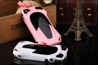 For iphone 4 4s 3D Handsome Sport Racing Car Design PC Hard plastic Case cover for iphone 5 5s case cover free shiping