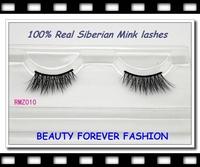 2013  winter 5pair/lot new  mink fur false eyelashes style 100% real siberian mink lashes RMZ010