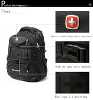 The latest free shipping 2013 Swiss army knife knife Buddha series of Robin Hood commercial computer hiking backpack