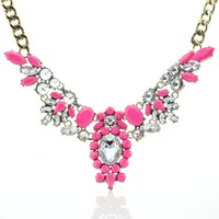 New 2013 christmas gift Color bead exaggerated necklaces & pendants personality accessories wholesale sweater long necklace 913