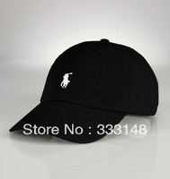 2013 New Trend Famous Brand Little Horse  High Quality Classical Style Men's Casual Polo Cap Free Shipping