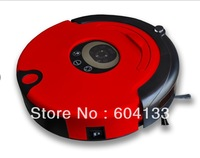 Red  Vacuum Cleaner,sweep Robot (Sweep,Vacuum,Mop,Sterilize),Self Charge,TouchButton,Schedule work,Virtual Wall