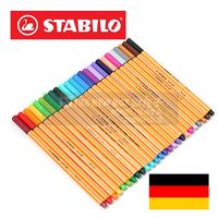 Stabilo point 88 sketch pen fiber pen 88 0.4 hook line pen