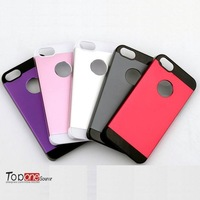 FOB Price for Apple iphone 5 5S PC + Aluminum alloy Phone Bags & Cases