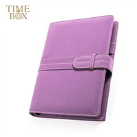 New arrival a5 loose-leaf 32k commercial stitch cloth ring binder hard cover book notepad record book