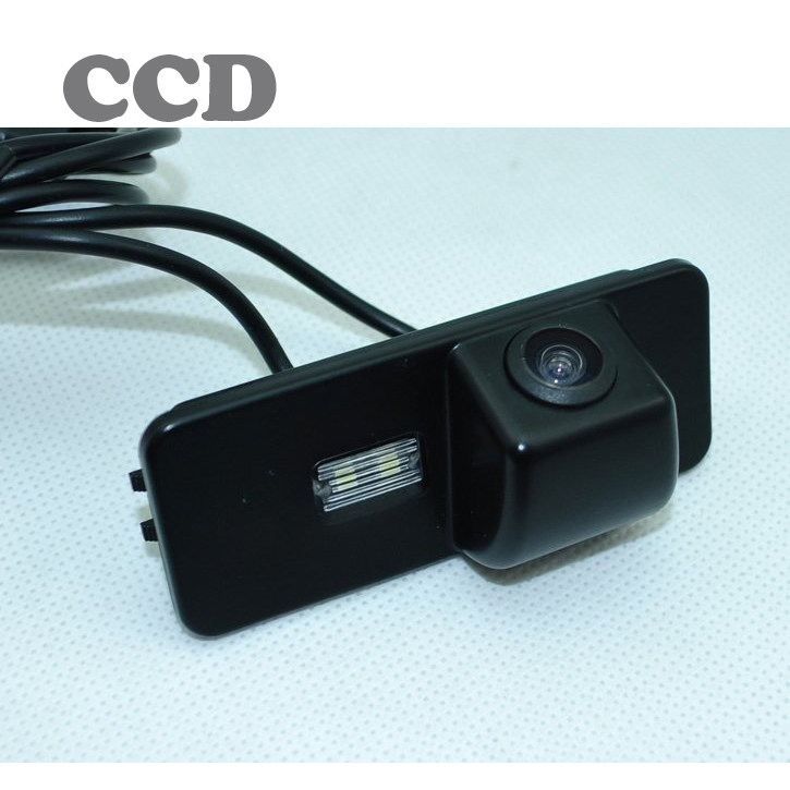 Car rearview camera For VW Polo Passat B6 CC Golf 6 New Jetta Backup CCD reverse HD night version water-proof Parking Assistance(China (Mainland))