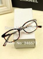 Free Shipping New Ministering c3 vintage metal glasses frame vintage plain mirror eyeglasses frame reading glasses