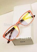 C15 computer radiation-resistant glasses Women plain mirror radiation-resistant plain glass spectacles male glasses frame