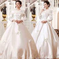 2013 wedding formal dress winter boutique wedding dress