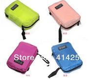 Free Shipping 100pcs/lot NEW Organizer Multi Bag Travel Mate Vacation Portable Cosmetic Storage Bag Wash Bag
