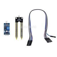 Soil Hygrometer Humidity Detection Module Moisture Water Sensor for Arduino #gib