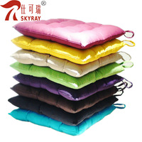 Kerui thickening chair cushion 100% cotton canvas dining chair cushion office cushion sofa cushion
