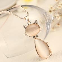 wholesale cat necklace