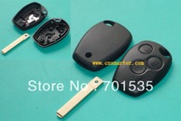 Free shipping for Renault Megana Laguna Clio Scenic 3 Button Remote Key case shell+VA6 Blade (NO LOGO)