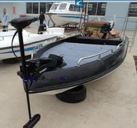 Lure fishing boat glazed steel fishing boat lure boat