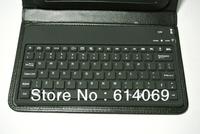 2.4GHz Bluetooth Leather Keyboard for 7 inch Samsung 3100 Portable Mini USB