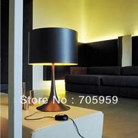 Spun Light T2 Table Lamp By Sebastian Wrong Spun aluminum alloy lamp Light gentleman Table LED lighting lights