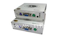 200m KVM extender by UTP cat5e/cat6/cat7 or IP